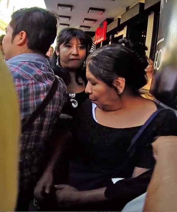Guatemala city pickpocket