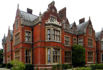 Psychic schools. Suitably spooky site for a psychic school: Arthur Findlay College in Essex, England.