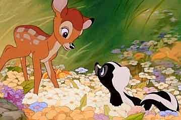 Bambi + Las Vegas = stripper