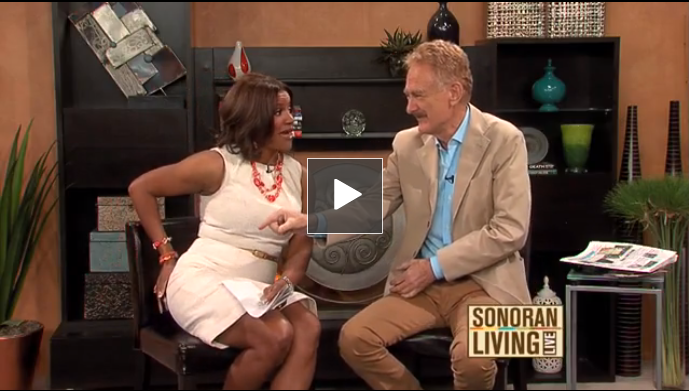 Bob Arno on Sonoran Living TV