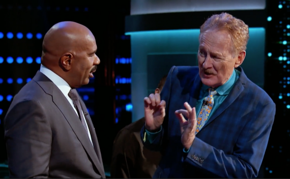 Bob Arno on Little Big Shots Forever Young with Steve Harvey