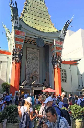 hollywood attractions distractions tourist crime
