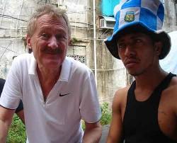 Bob Arno and Gilberto