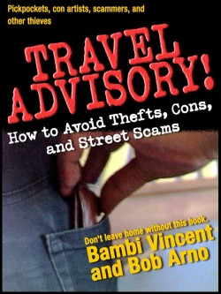 """Travel Advisory"" eBooks available"
