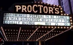 Hoodwinked played at Proctors in Schenectady.
