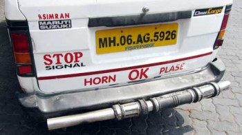 Horn OK please