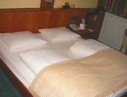 Yet another hotel bed