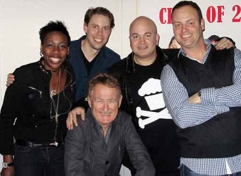Just For Laughs Comedy Tour 2010: Gina Yashere, Ryan Hamilton, Bob Arno, Robert Kelly, Frank Spadone, and Jeremy Hotz (not pictured)