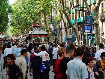 Robbed in Barcelona