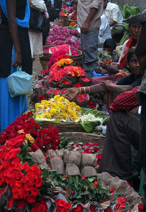 Mumbai flower wallas