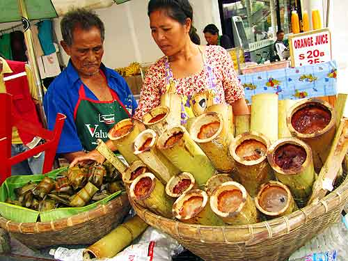 Pattaya street food
