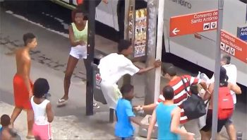 Pickpockets in Rio