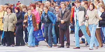 Russian Rip-off: pickpockets and thugs, part 5 of 5