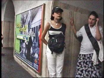 pickpockets on Rome Metro