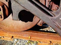 train wheel 1